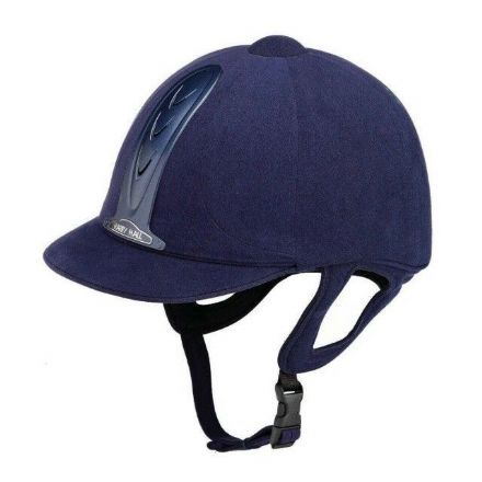 Harry Hall Legend Riding Hat Navy 53cm (6 1/2)
